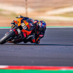 Brad lines up thirteenth for final GP of the year