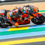 Difficult qualifying day sees Brad line up 21st on the #FrenchGP grid