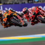 Brad rides through chaotic flag-to-flag #FrenchGP to take points finish