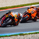 Brad Binder makes up 9 positions to take 12th in the Netherlands