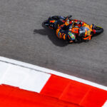 Brad top KTM qualifier in Austin, lining up 11th on the COTA grid